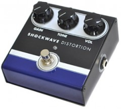 【JET CITY AMPLIFICATION】Shockwave Distortionのレビューや仕様