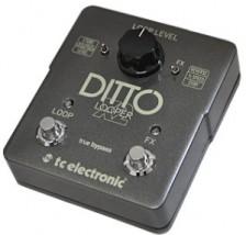 【TC ELECTRONIC】Ditto X2 Looperのレビューや仕様