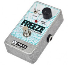 【ELECTRO-HARMONIX】Freezeのレビューや仕様