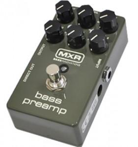 【MXR】[M81]Bass Preampのレビューや仕様