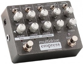 【EMPRESS EFFECTS】Multidriveのレビューや仕様