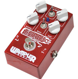 "【WAMPLER PEDALS】Pinnacle ""Brown Sound"" Distortionのレビューや仕様"