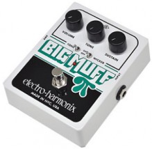 【ELECTRO-HARMONIX】Big Muff Pi with Tone Wickerのレビューや仕様