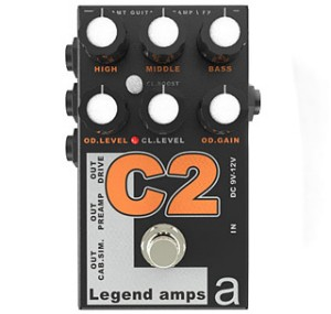 【AMT ELECTRONICS】C-2のレビューや仕様