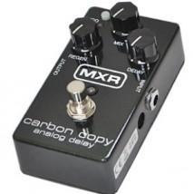 【MXR】[M-169]Carbon Copy Analog Delayのレビューや仕様