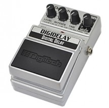 【DIGITECH】DIGITAL DELAYのレビューや仕様