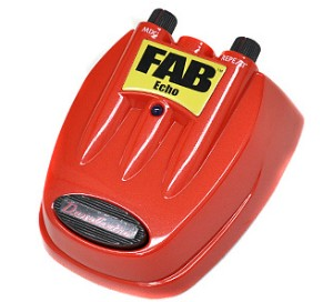 【DANELECTRO】FAB ECHO D-4のレビューや仕様