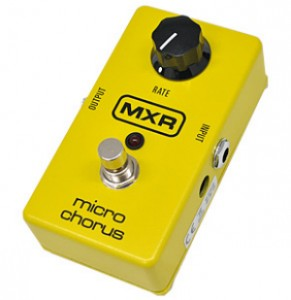 【MXR】[M-148]Micro Chorusのレビューや仕様