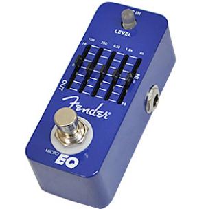 【FENDER】Micro EQのレビューや仕様
