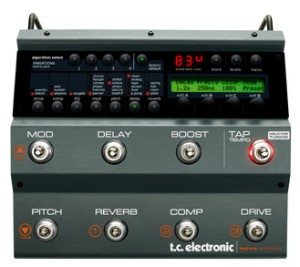 【TC ELECTRONIC】NOVA SYSTEMのレビューや仕様