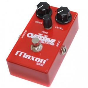 【MAXON】OD808Xのレビューや仕様