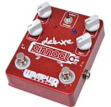 【WAMPLER PEDALS】Pinnacle Deluxeのレビューや仕様