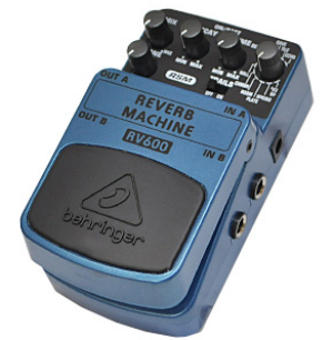 【BEHRINGER】RV600 Reverb Machineのレビューや仕様