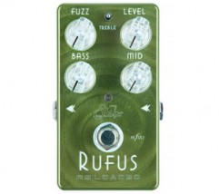 【SUHR】Rufus Reloaded Pedalのレビューや仕様