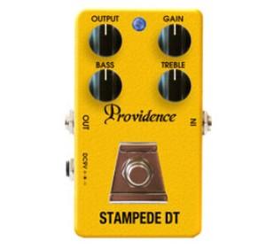 【PROVIDENCE】SDT-2 STAMPEDE DTのレビューや仕様