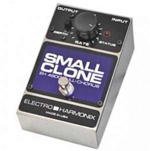 【ELECTRO-HARMONIX】Small Cloneのレビューや仕様