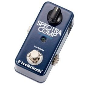 【TC ELECTRONIC】SpectraComp Bass Compressorのレビューや仕様