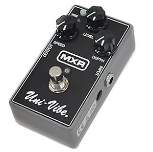 【MXR】Uni-Vibe[M-68]のレビューや仕様
