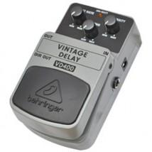 【BEHRINGER】VD400 Vintage Delayのレビューや仕様
