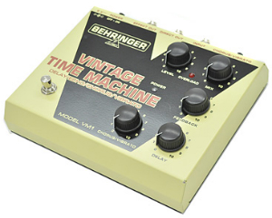 【BEHRINGER】VM1 Vintage Time Machineのレビューや仕様