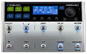【TC HELICON】VoiceLive 3のレビューや仕様