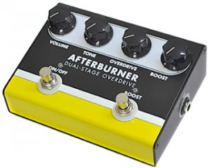 【JET CITY AMPLIFICATION】Afterburner Overdriveのレビューや仕様