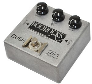 【BOOROCKS】DUSH Distortion[DS-1]のレビューや仕様