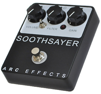 【ARC EFFECTS】Soothsayerのレビューや仕様