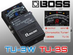 【サウンドハウス】BOSSのチューナー「TU-3」が進化!無料チューナーアプリも登場!