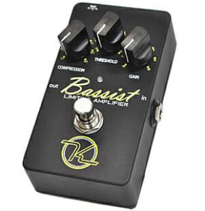 【KEELEY】Bassist Limiting Amplifierのレビューや仕様