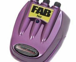 【DANELECTRO】FAB FUZZ D-7のレビューや仕様