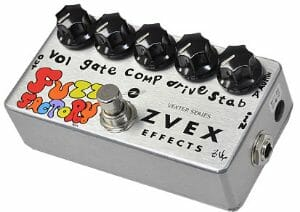 【ZVEX】FUZZ FACTORY Vexter Seriesのレビューや仕様