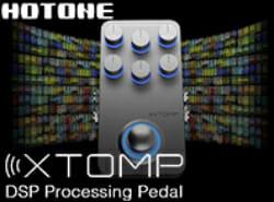 HOTONE「XTOMP」!コンパクトサイズのマルチ発売!