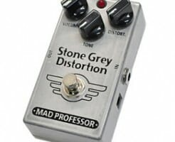 【MAD PROFESSOR】Stone Grey Distortionのレビューや仕様