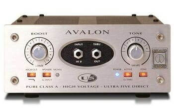 【AVALON DESIGN】U5 SILVERのレビューや仕様