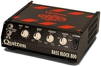 【Quilter】BASS BLOCK 800のレビューや仕様