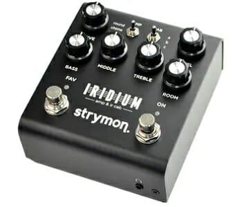 【STRYMON】IRIDIUMのレビューや仕様