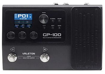 【VALETON】GP-100のレビューや仕様
