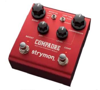 【STRYMON】COMPADREのレビューや仕様