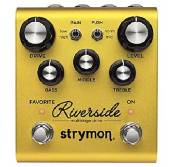 【STRYMON】Riversideのレビューや仕様