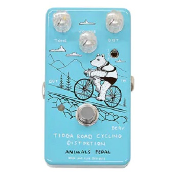 【Animals Pedal】Tioga Road Cycling Distortionのレビューや仕様